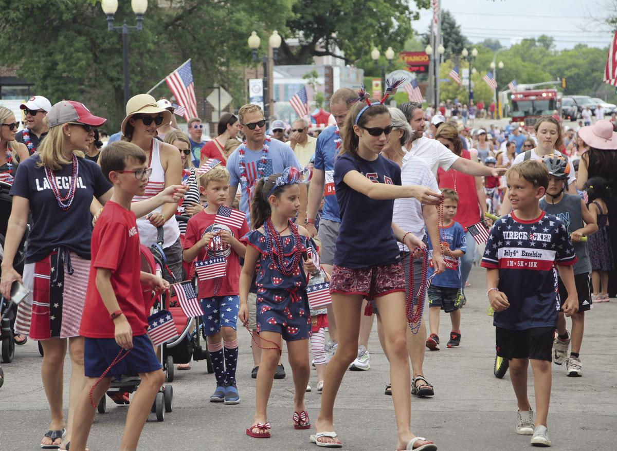 Parade offers more than just candy
