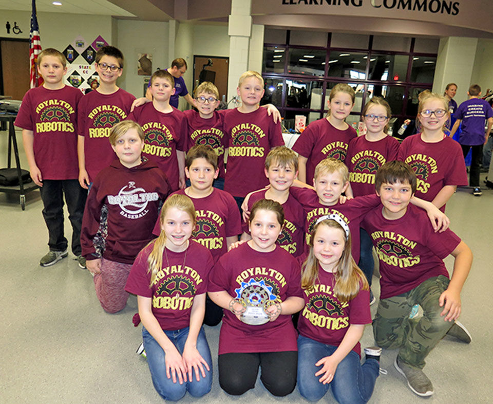 Royalton Robotics Team