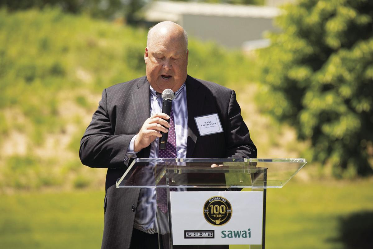 Upsher-Smith celebrates expansion, 100th anniversary