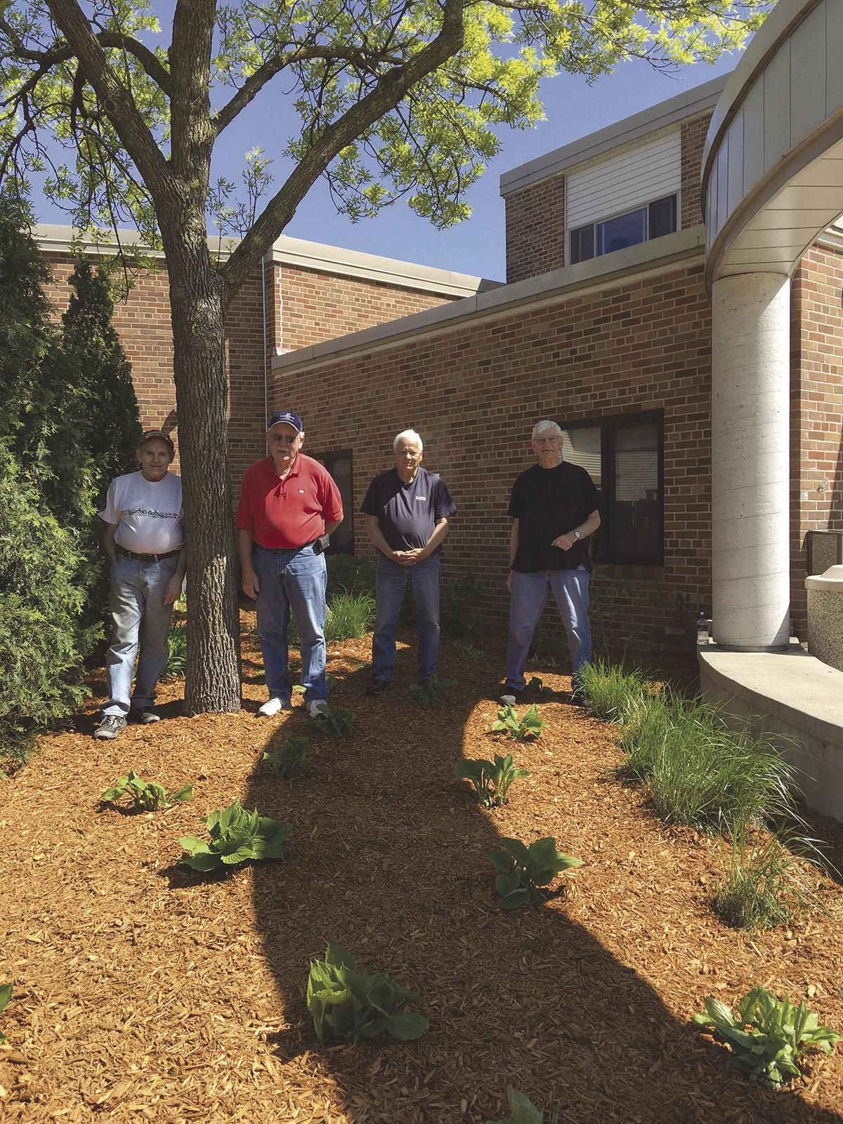 First Retired Men's Shed Group in continental U.S. thrives in Hopkins