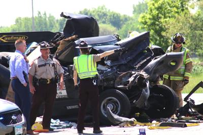 May 27 crash pick-up
