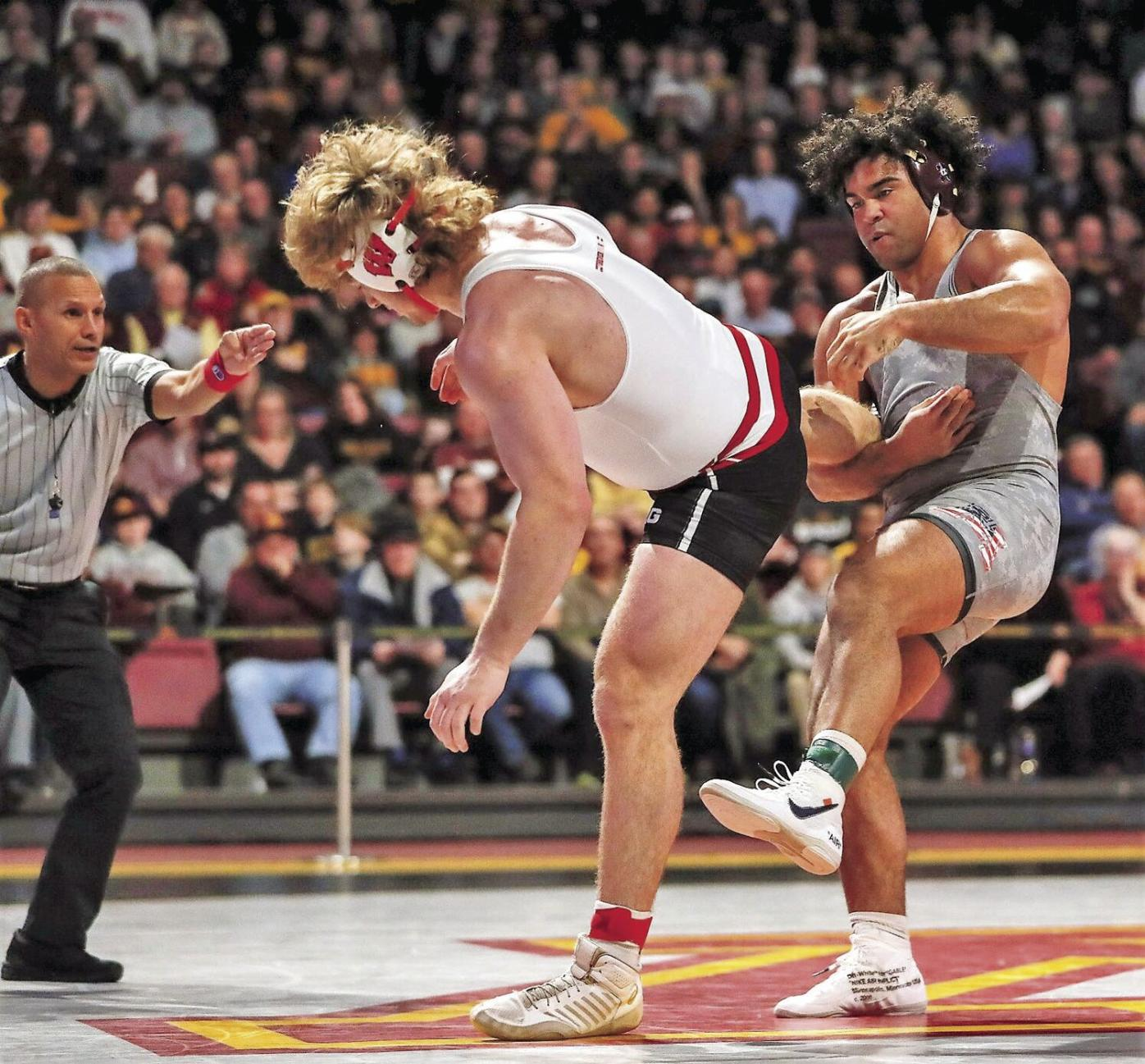 Notes: Steveson beats No. 1 Olympic Trials seed