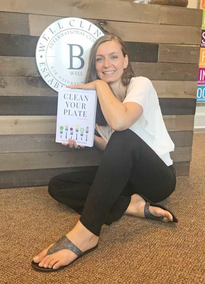 Little Falls author looks  at food in a new light