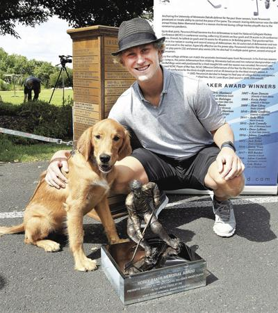 Hobey Baker legend carries on through fire and pandemic