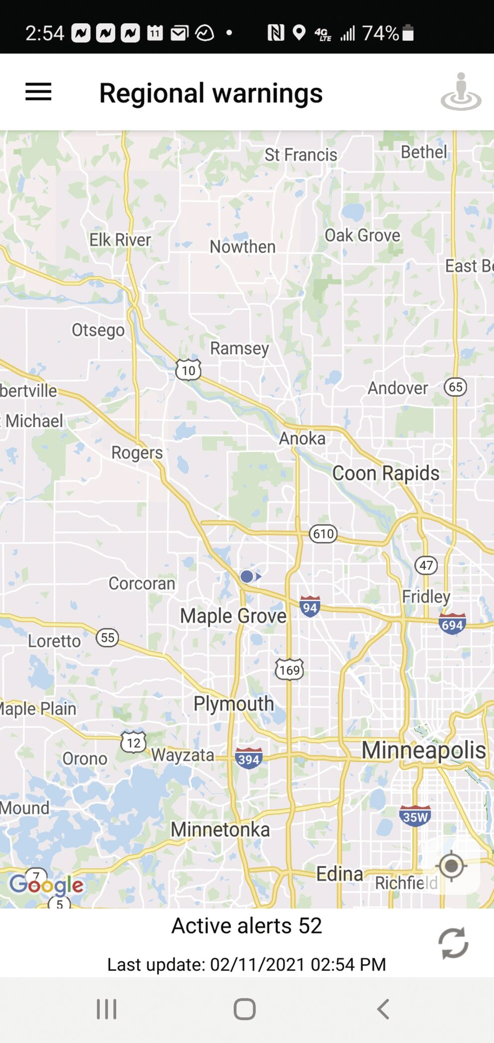 CodeRED notification system coming to Maple Grove