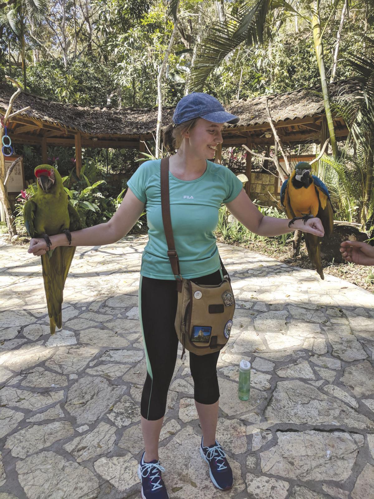 Hannah at macaw refuge.jpg