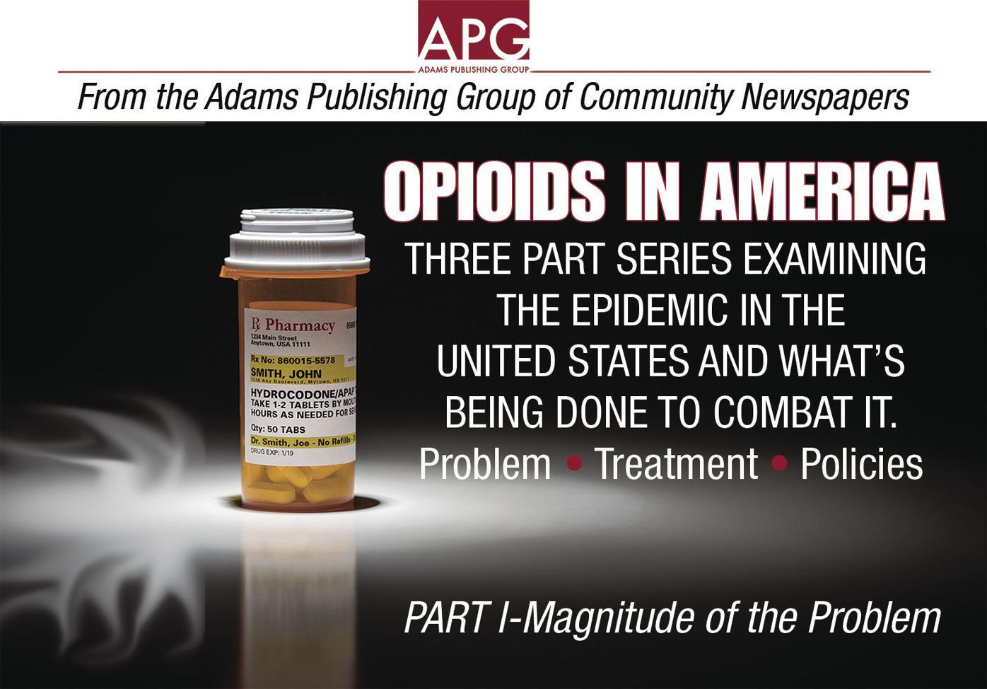 Opioids in America series tag part 1