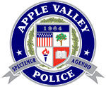 Apple Valley Police Department logo