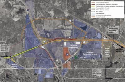 Maple Grove supports Hwy. 610 completion