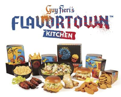 Guy Fieri brings 'Flavortown' to Maple Grove with delivery-only restaurant