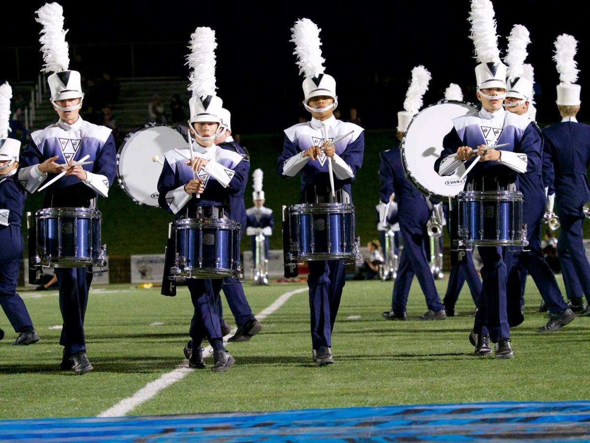 RHS marching band earns top award in Marshall | Rosemount