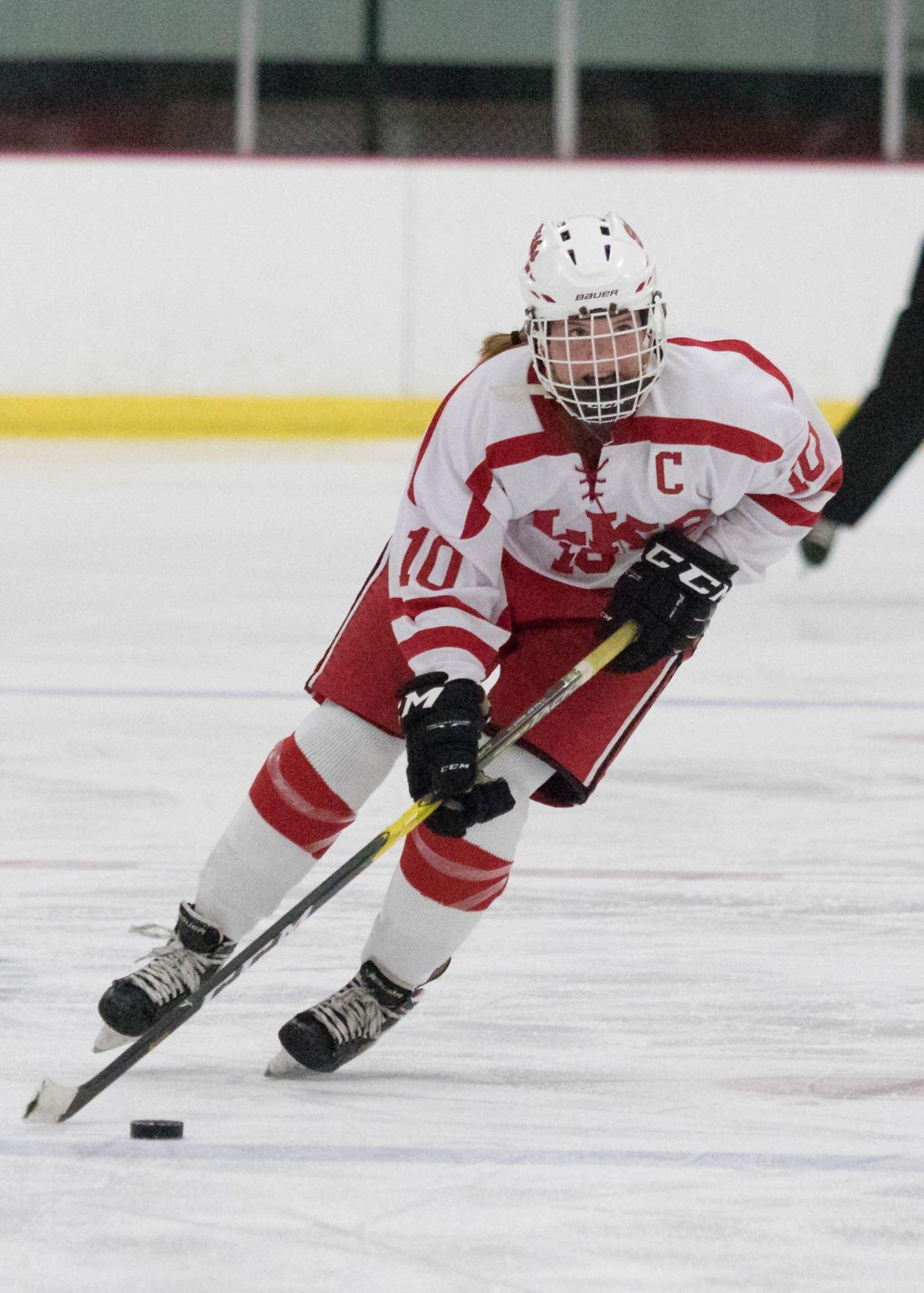 MN H.S.: Girls - Athlete Of The Week - Kelsey King, Elk River Hockey