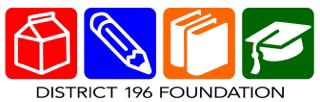 District 196 Foundation logo