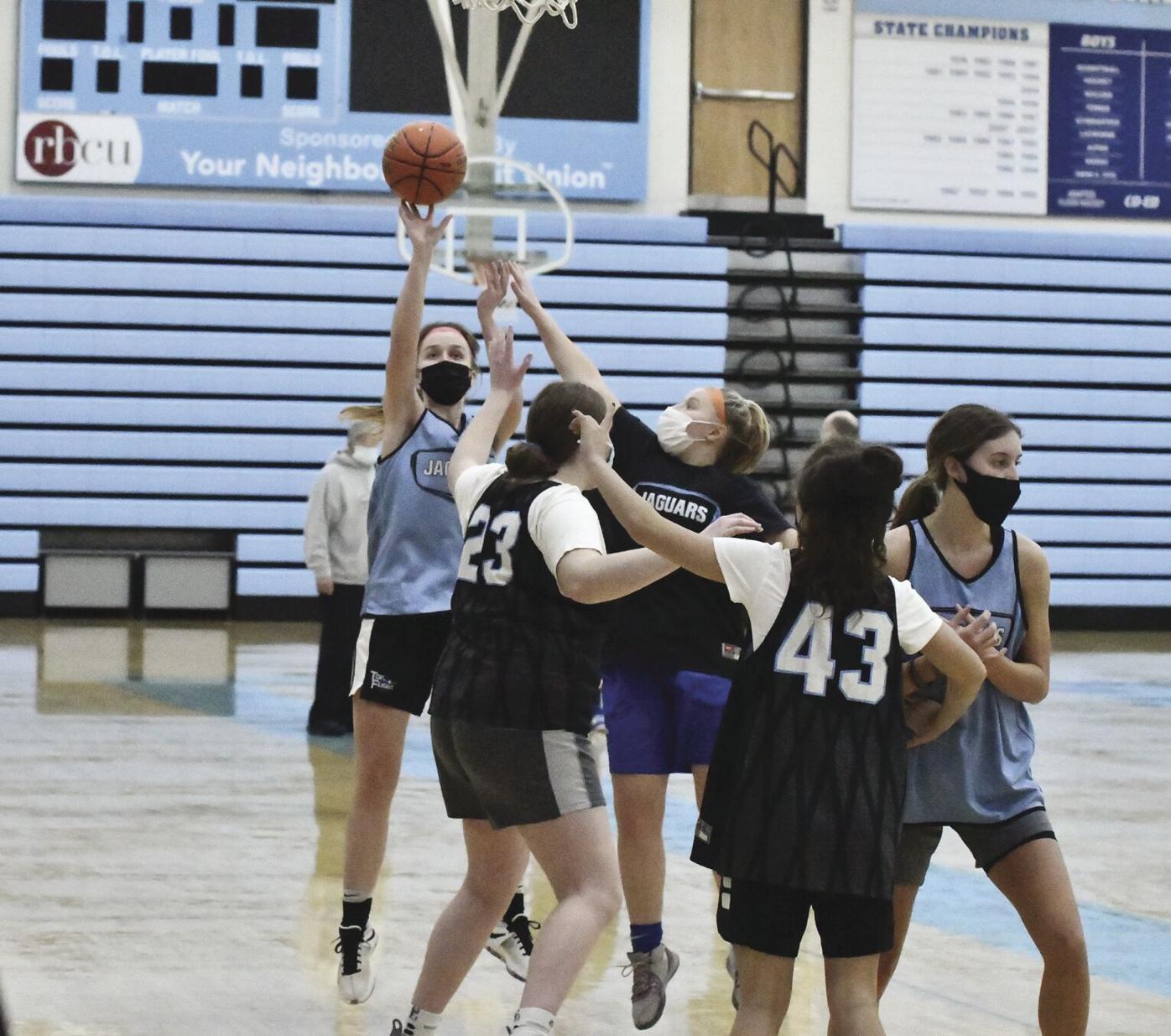Jefferson basketball