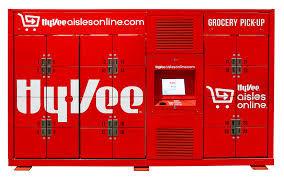 Hy-Vee Aisles Online lockers