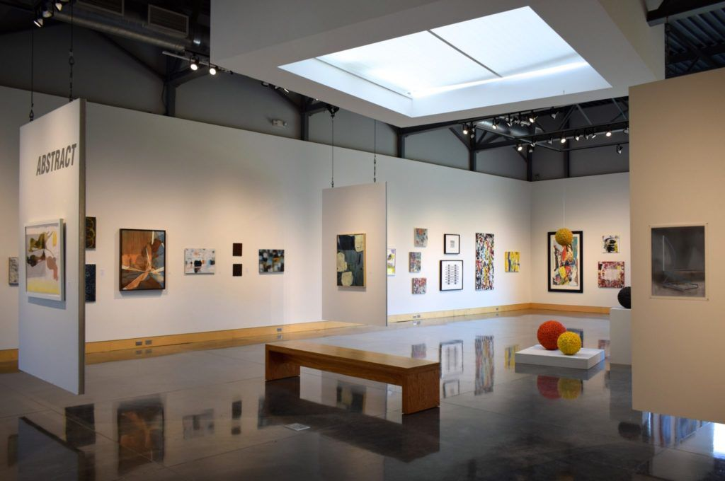 Abstract Art exhibit open at Minnetonka Center for the Arts