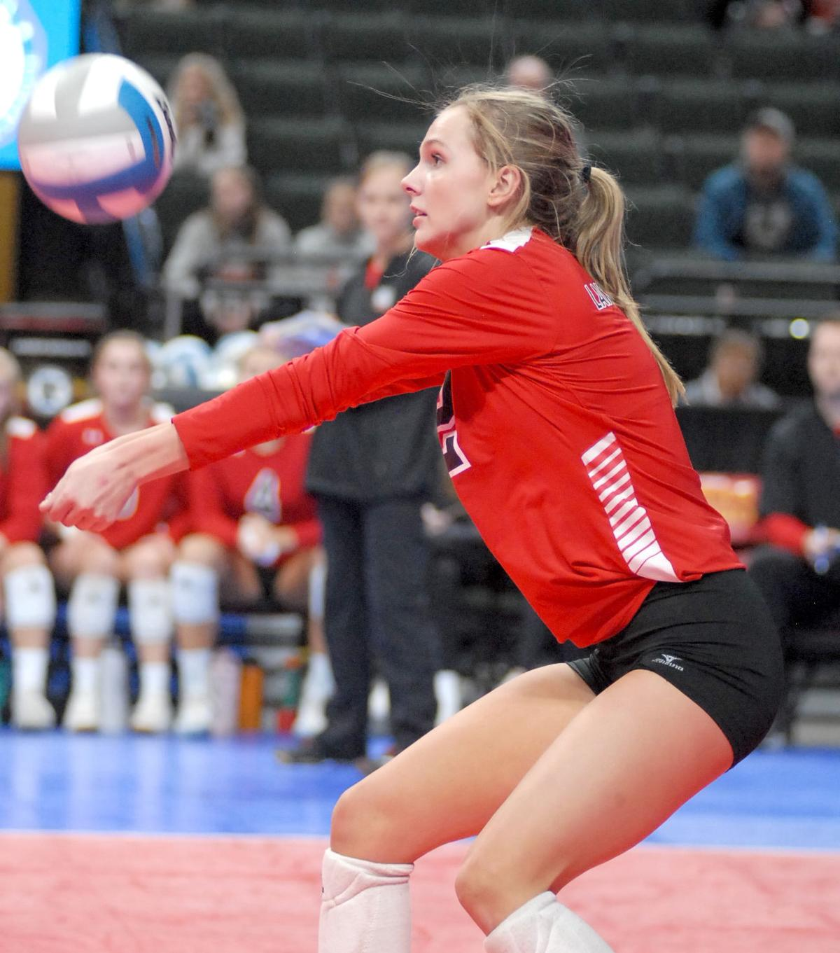 Eagan moves on at state volleyball; Lakeville North falls