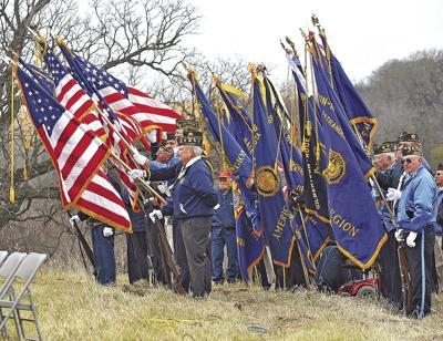 American Legion colors