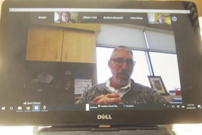 Bittman hosts virtual community partners meetings