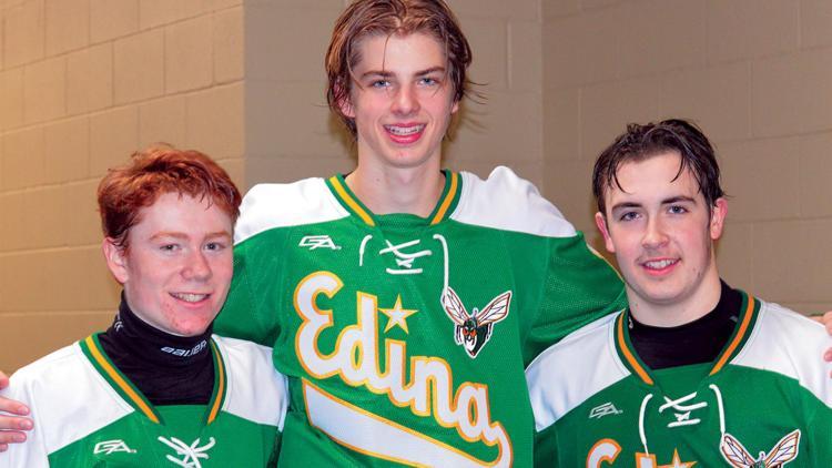 MN H.S.: Edina's Grinders Contribute To Hockey Success