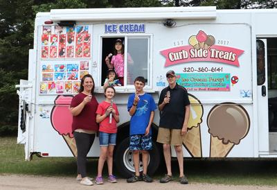 Home schooling leads to ice cream truck business