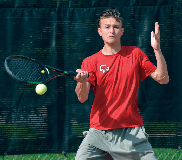 eden prairie senior singles Eden prairie's katie vohnoutka had nearly an hour of break time between her semifinal and state championship badminton matches friday afternoon at st paul harding the rest might have been welcome to some, but it wasn't to vohnoutka, a senior and the top-seeded singles player this season while.