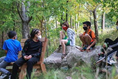 Get outside and learn: Hopkins offers outdoor immersion program