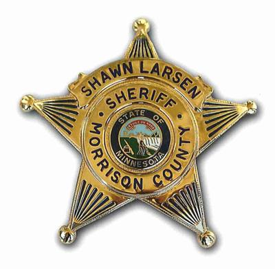 Morrison County Sheriff sig