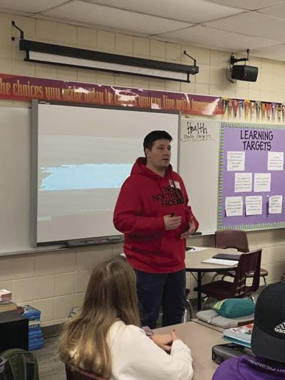 MGSH students hear truth about substance use