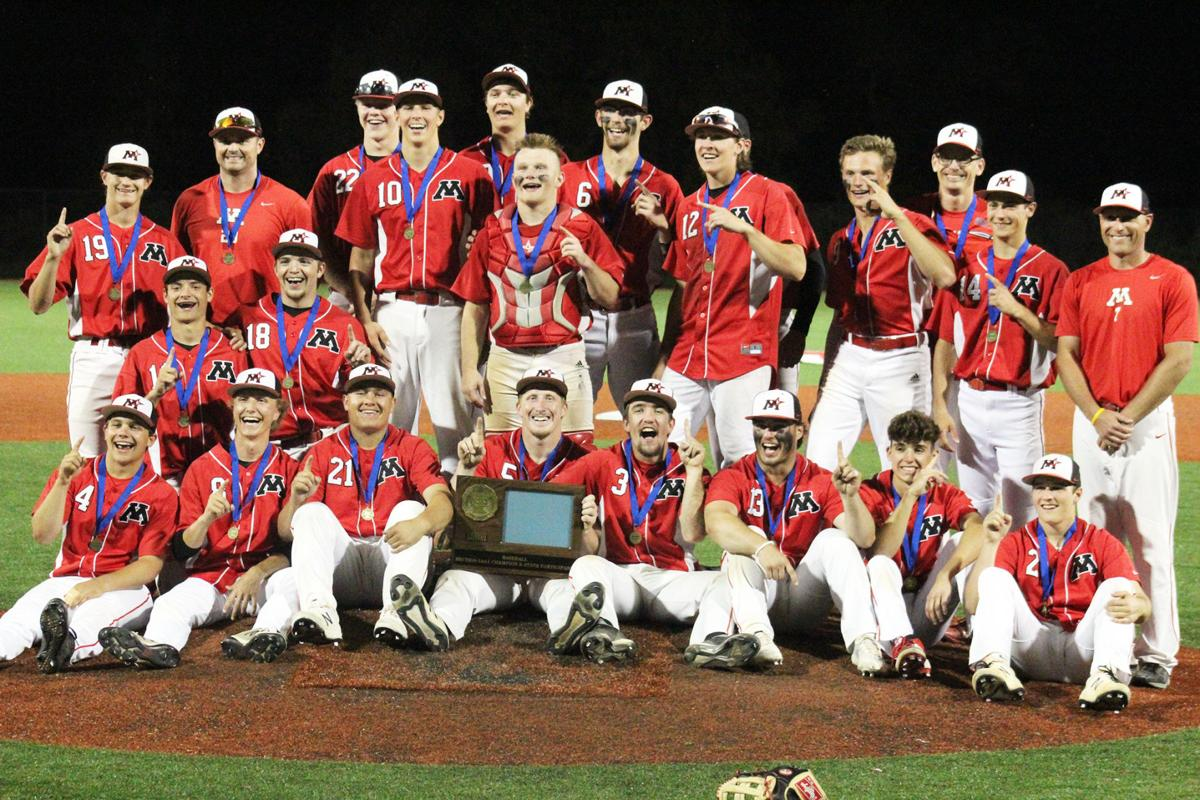 Monticello baseball is going to state!