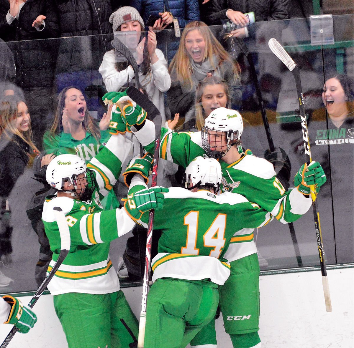 MN H.S.: Edina Sweeps Holiday Classic, Outscoring Opponents 20-3