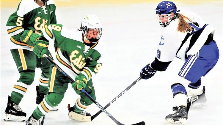 MN H.S.: Hockey Player From Idaho Finds Happiness In Edina