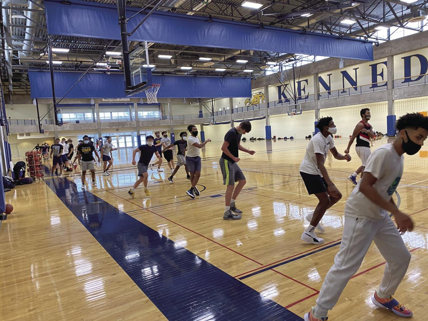 Kennedy basketball