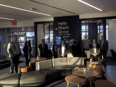 Chase opens first branch in Maple Grove