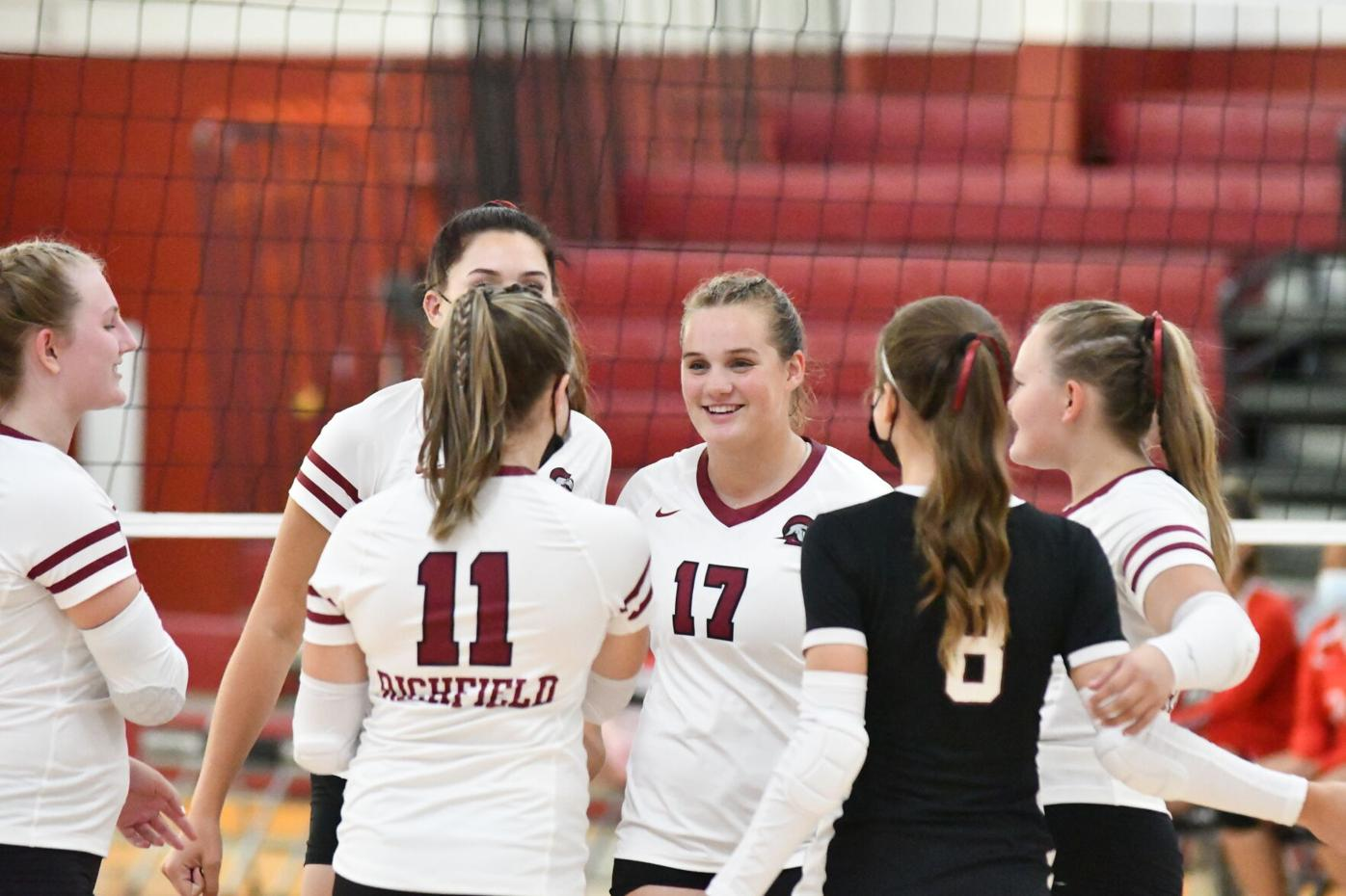 Richfield volleyball