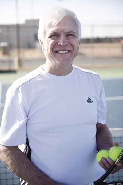Oriole tennis coach Brian Rusche receives USPTA recognition