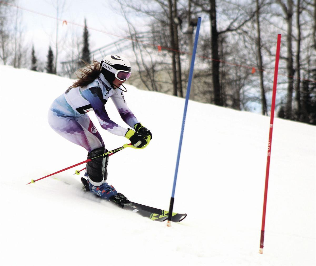 Lakeville skiers double up on Alpine titles