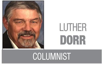 Luther Dorr column Logo MT