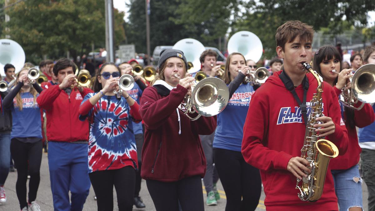 Armstrong Marching Band