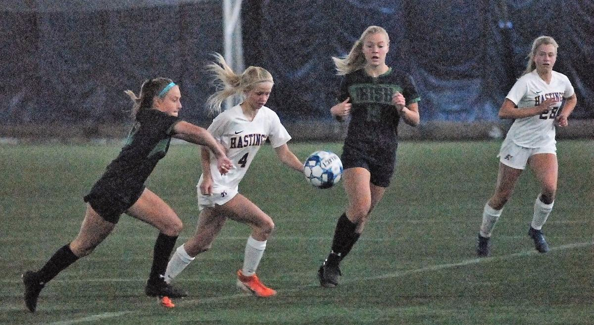 Section 3AA soccer championship games are Saturday