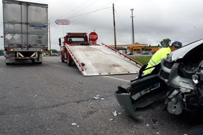 Accident at Hwys  95 and 47 intersection | Local News