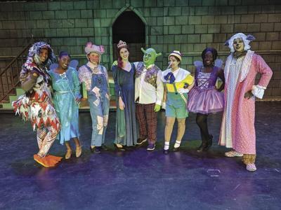 'Shrek the Musical' opens this Friday at Osseo Senior High School