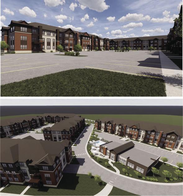 Rush Creek Apartments: Maple Grove Amends Rush Creek Apartments Plans
