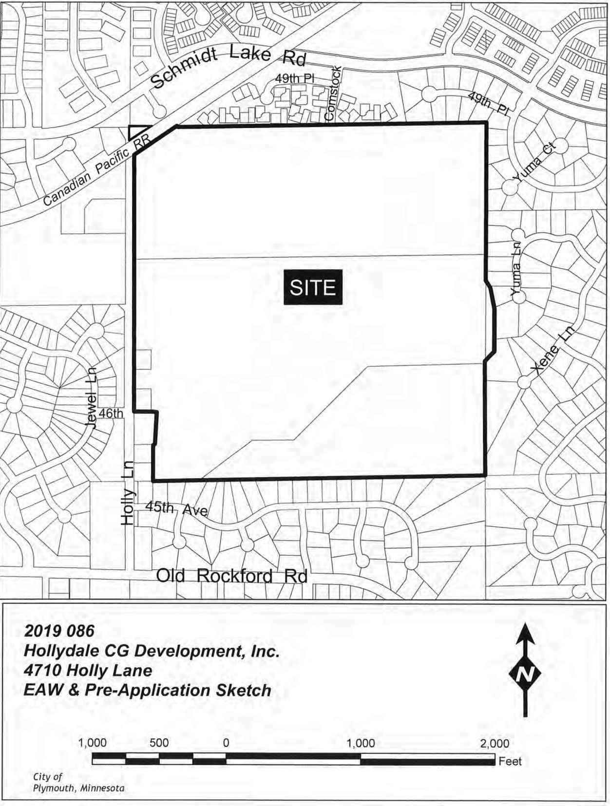 Hollydale proposal