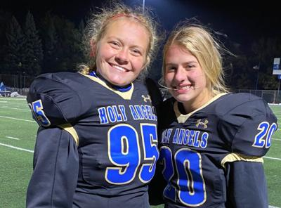 Double duty: Hoeppner, Kawiecki share Stars kicking duties after helping the girls claim another section title