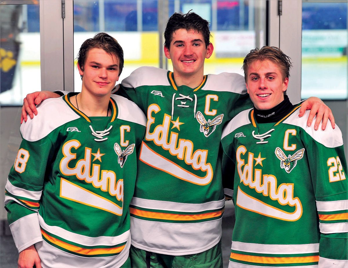MN H.S.: Edina Captains Feel A Chip On Their Shoulders