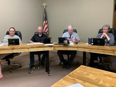 Randall City Council