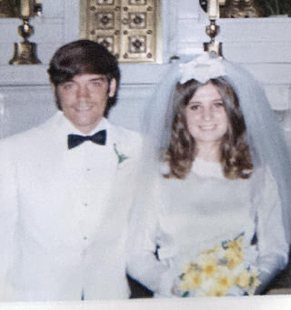 Robert and Sharon Hansen 50th Wedding Anniversary