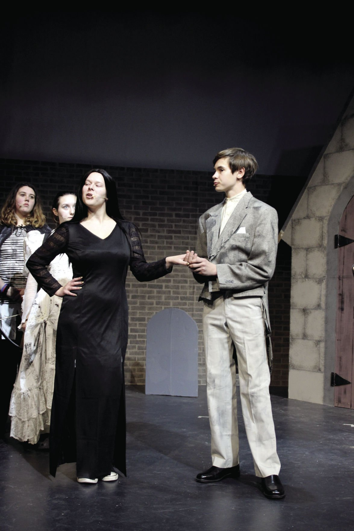 Addams Family Musical Coming To Braham Area High School Free