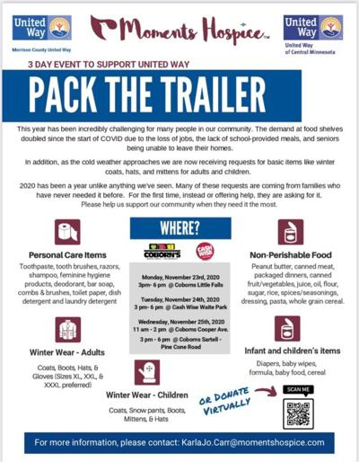 Pack the Trailer